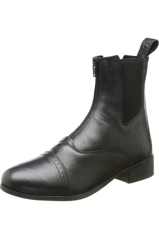 CLOSEOUT - Dublin Ireland Elevation Women's Zip Paddock Boot