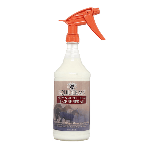 Equiderma Neem & Aloe Herbal Horse Spray