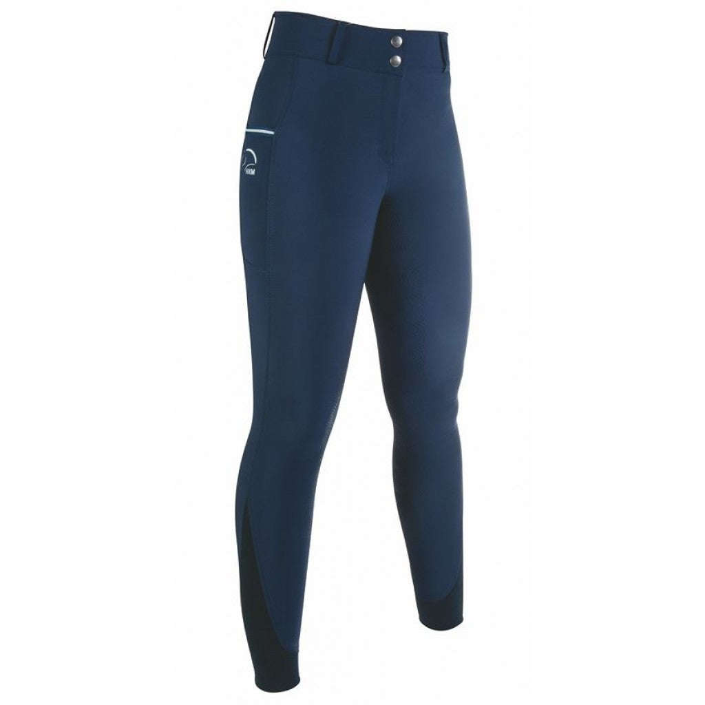 HKM Riding Style Comfort Silicone Full Seat Women's Breeches