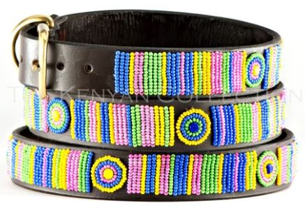 The Kenyan Collection Dog Collar