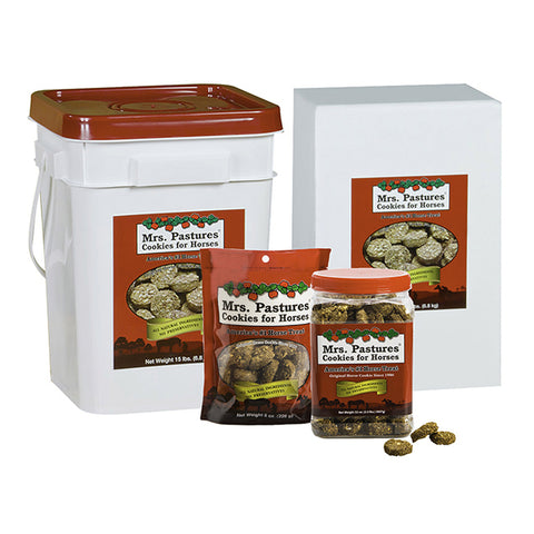 Mrs. Pastures® - Cookies for Horses