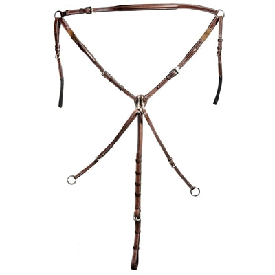 Nunn Finer - Bella Donna 3-Way Breastplate