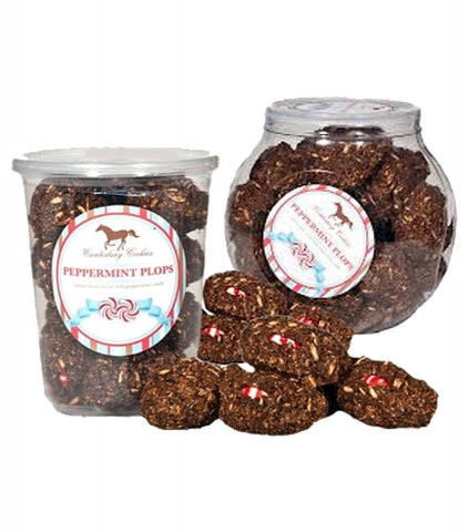 Canterbury Cookies Peppermint Plops Horse Treats