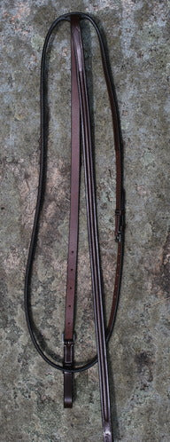 Red Barn Plain Raised Standing Martingale
