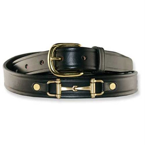 Tory Leather Co. Snaffle Bit Belt