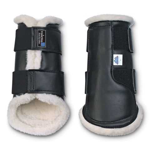 CLOSEOUT - Valena Front Fleece Boot