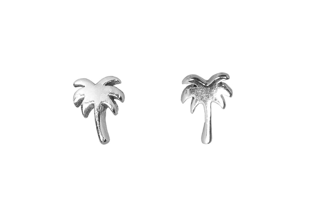 Pura Vida Palm Tree Earrings