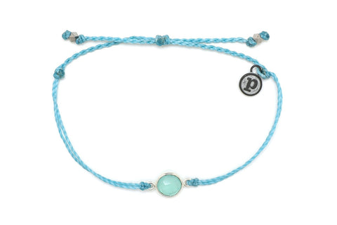 "Pura Vida ""Anxiety Disorder Awareness"" Bracelet"