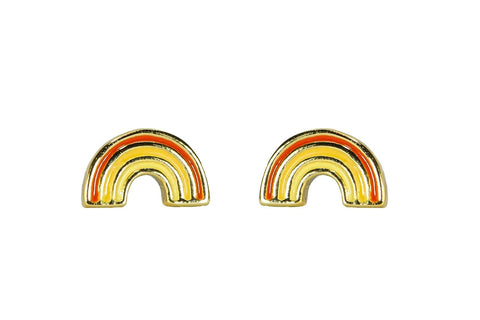 Pura Vida Arrow Hoop Earrings