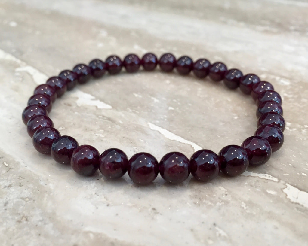 Power Mini Stone Bracelet - 6mm