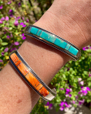 Genuine Native American Cuff