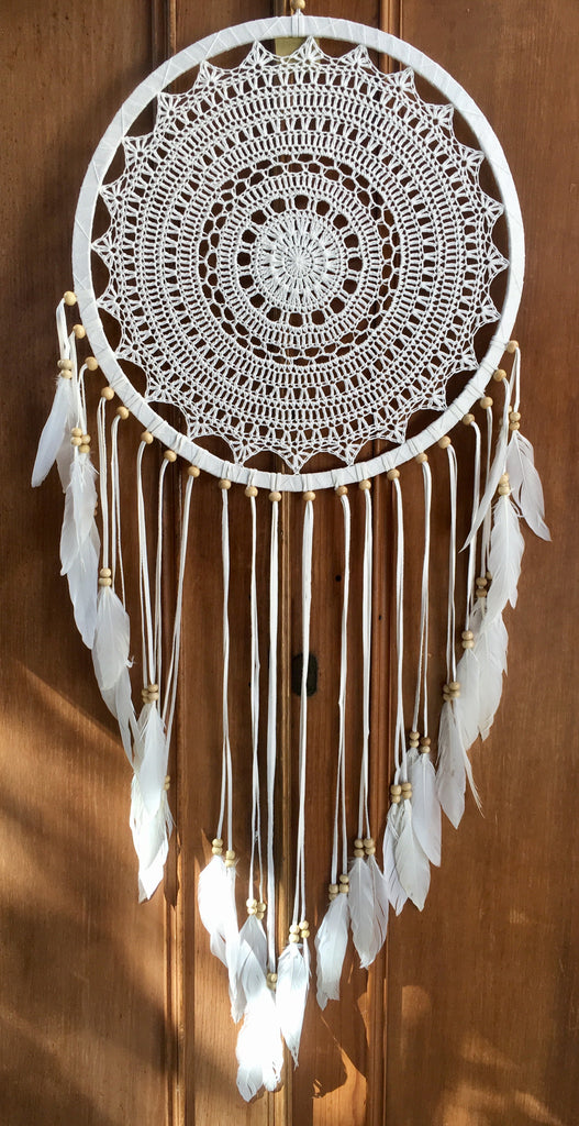 Crochet Dreamcatcher - 42cm