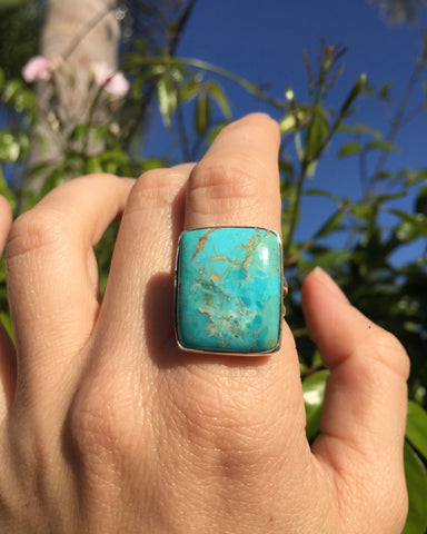 Turquoise Dream Ring