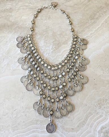 Turkish Jasmine Necklace