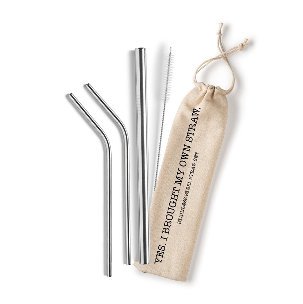 Resuable Straw Pack