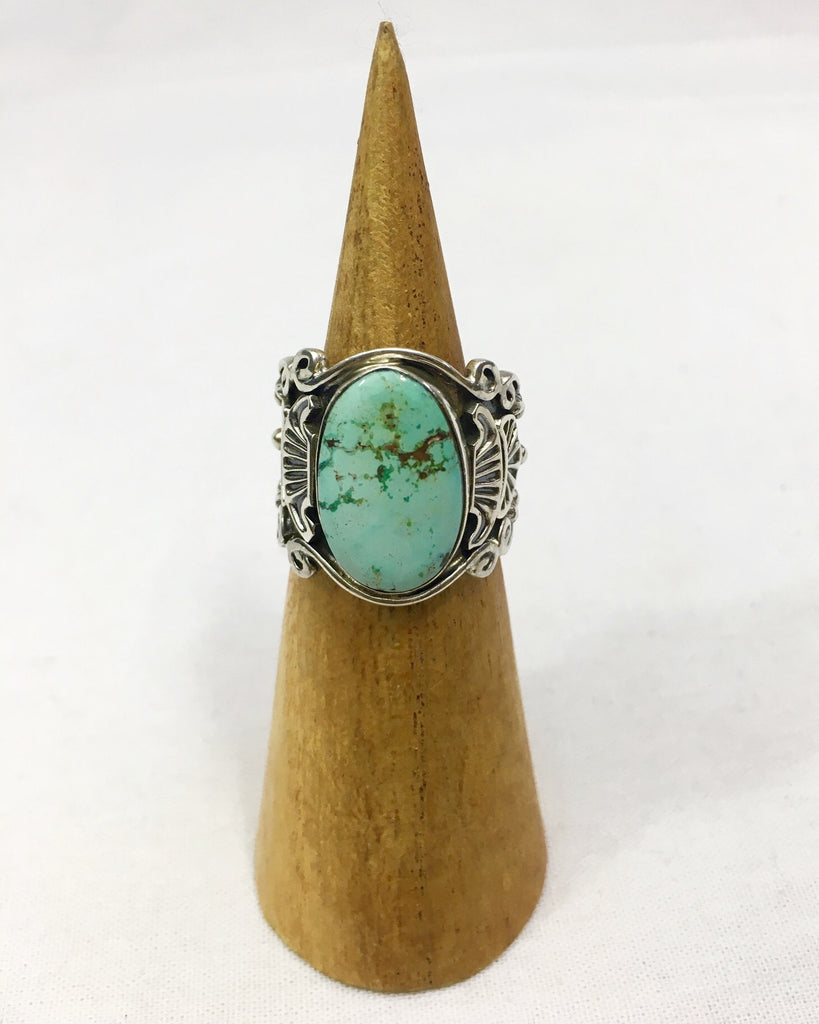 Silver Florence Ring