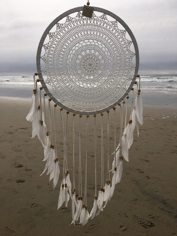 Crochet Dreamcatcher Small