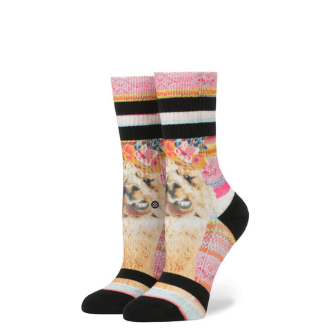 Stance Polka Pineapple Sock