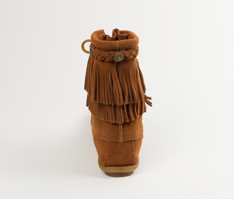Double Fringe Tramper Boot