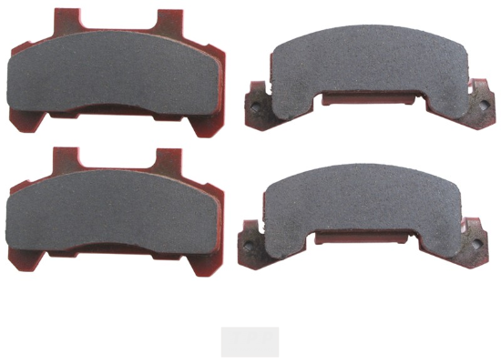 01-14000-PAD Brake pads Set superior Broom-The Part palace