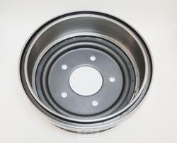 01-50001-024 Brake drum 5 lug Superior broom-The Part palace