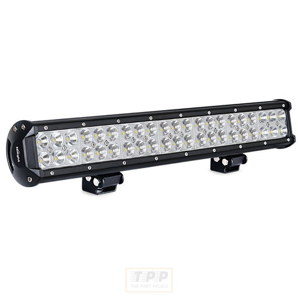 20 Inch 126w LED Work Light Spot Flood Combo Led Bar-The Part palace