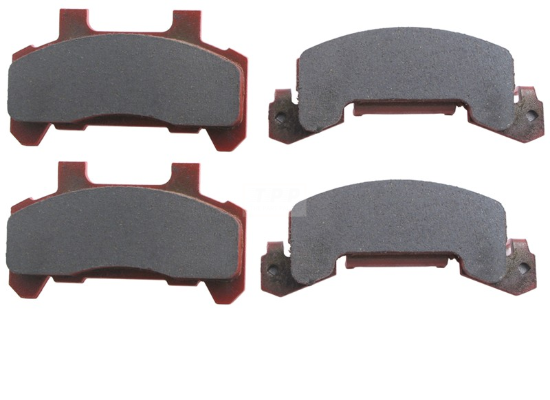 203530 brake pads broce broom-The Part palace