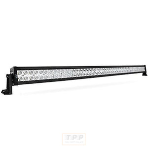 52 Inch LED Work Light Spot Flood Combo LED Lights Led Bar Driving Off Road Lights,2 Years Warranty-The Part palace