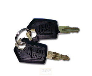 5P-8500 Caterpillar Ignition Key 2 Pack-The Part palace