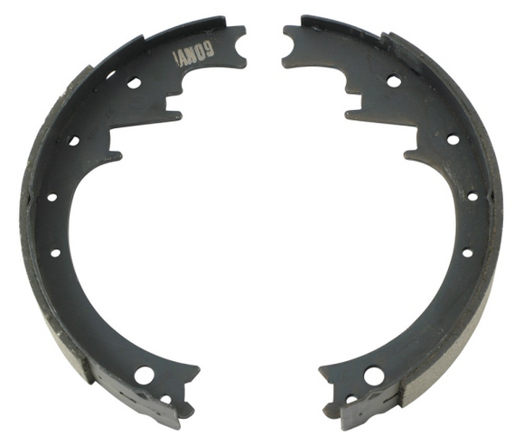 Bf4475 Broce Broom Front brake shoes (1 side)-The Part palace