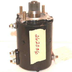 Auto Crane 262036 24V-Electric Motor Assembly - 24V, RE-12000, w/Isolated Ground For 5005EH, 6006EH-The Part palace