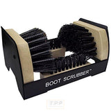 JobSite Boot Scrubber - Mountable Brush, Scraper & Cleaner - All Weather, No Rot-The Part palace