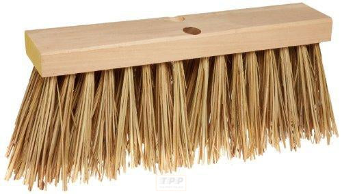 Rubbermaid Commercial Street Broom Head, Palmyra, 16