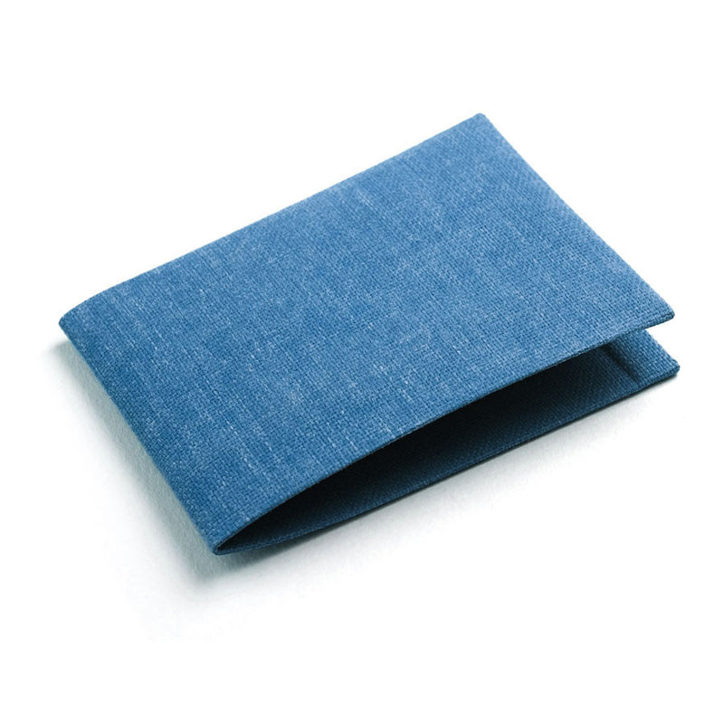 Wallet in Majorica Blue