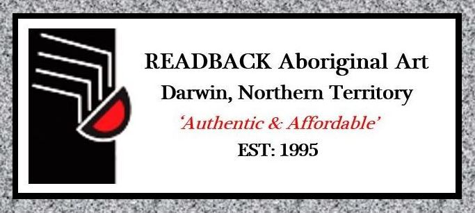READBACK Aboriginal Art Darwin