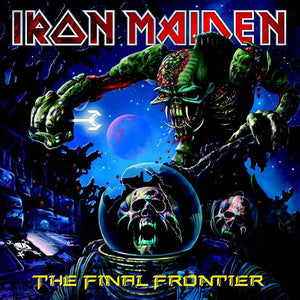 "Iron Maiden<br>""The Final Frontier"""