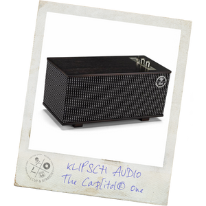 Klipsch <br>THE CAPITOL® ONE SPECIAL EDITION