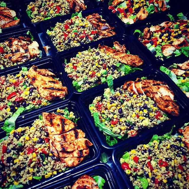 Mexican Quinoa Salad with Chipotle Chicken - Nourish NB