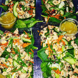 Spinach and Dill Chicken Salad - Nourish NB