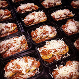 Eggplant Parmesan with Turkey bolognese - Nourish NB