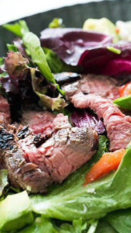 Steak Salad - Nourish NB