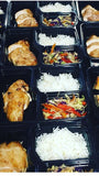 Teriyaki Chicken and Asian Veg with Rice - Nourish NB