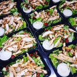 Chicken Shawarma Salad - Nourish NB