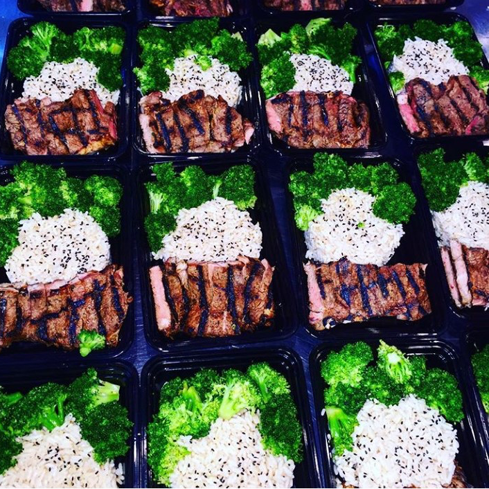 Asian Steak and Broccoli
