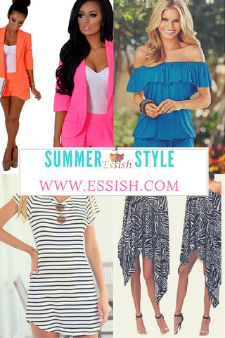 Take Advantage of Summer Fashions & More