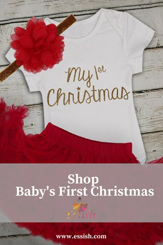Shop Baby's First Christmas!