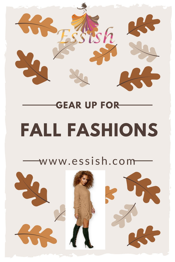 Take Advantage of Fall Fashions