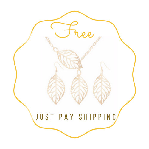 Free- Just Pay Shipping!