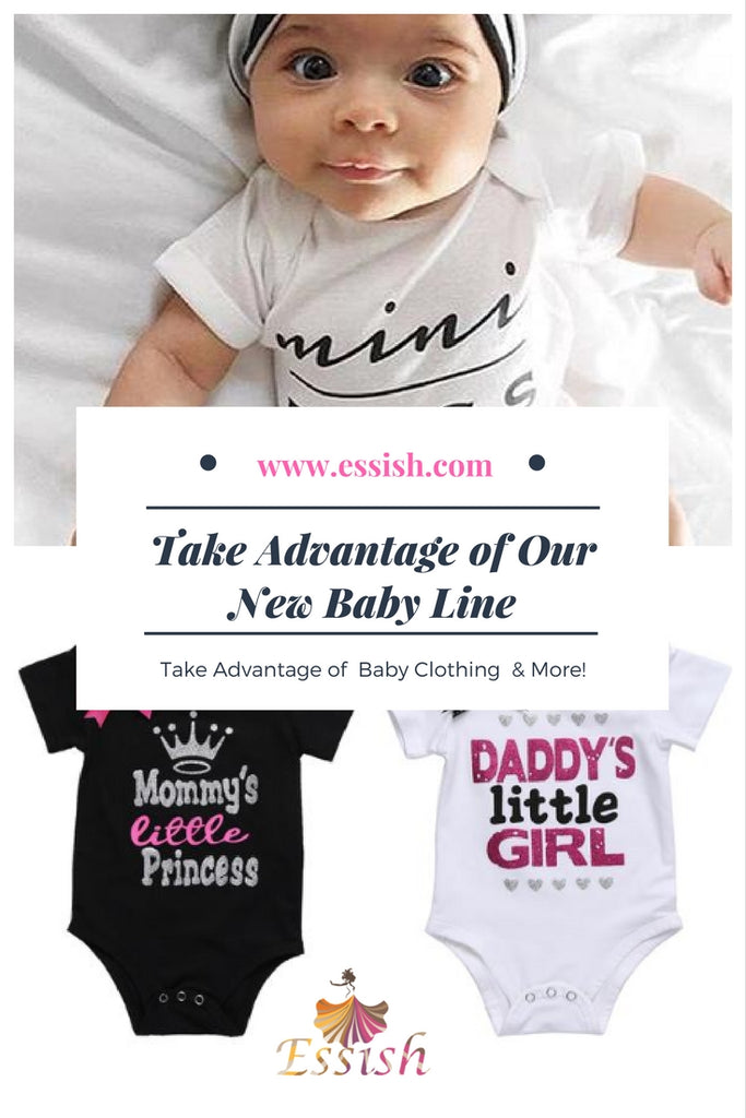 Now Shop Baby Clothes Online!!