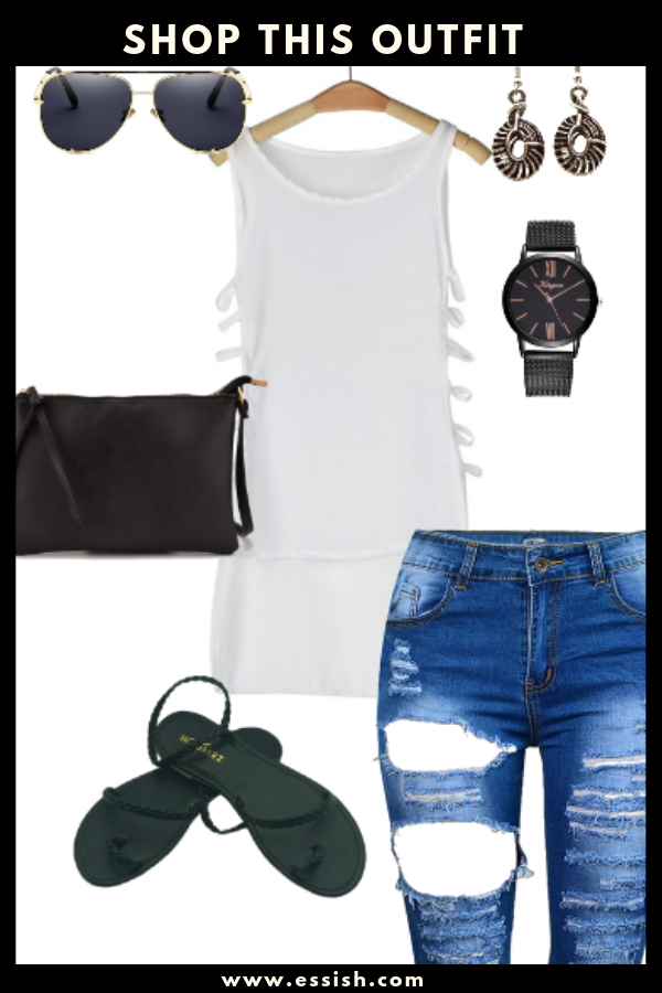 "Shop This ""Casual Relaxed Day"" Outfit"